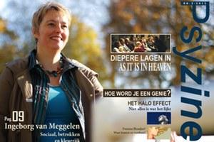 Ingeborg van Meggelen: Sociaal, betrokken en kleurrijk